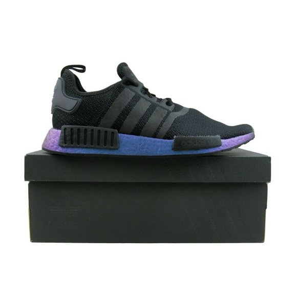 adidas nmd r1 core black